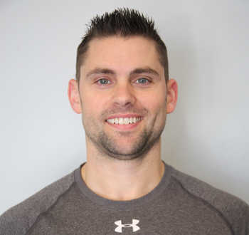 Certified Personal Trainer and Owner Russell Midlam